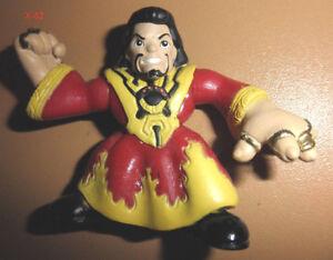 MARVEL universe MANDARIN RED Super Hero Squad FIGURE toy Avengers X-men Iron Man