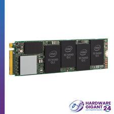 Intel 660p Series SSD 1TB QLC PCIe NVMe 3.0 x4 - M.2 2280 NEUWARE Retail