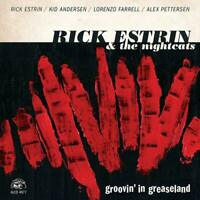 Rick Estrin and The Nightcats - Groovin' In Greaseland [CD]
