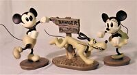WDCC: The Delivery Boy - Set of 3 Figurines - Boxes & COAs