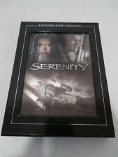 Serenity Collectors Edition DVD 2-Disc Set Joss Whedon 2007 119 mins.