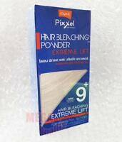 Lolane Pixxel Extreme Lift Hair Bleaching Powder Strong Formula Professional Use