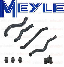 Engine Crankcase Breather Hose Set with connectors Mercedes (Left & Right Side)