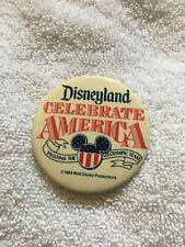 Disneyland Celebrate American Olympic Team Button Make Offer!