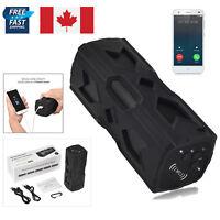 Wireless Bluetooth NFC Speaker FM Radio Stereo Super Bass MP3 music Player Black