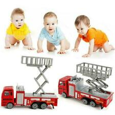 Toys For Kids Fire Engine Truck Toy Fire Safety Cars Gifts best new Boy B4J2