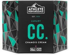 Muc-Off Luxury Chamois Cream 250ml Moisturising Anti-Chafe Cyclists Protection