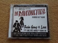 THE RAVEONETTES CD ALBUM CHAIN GANG OF LOVE SENT FREE POST IN UK - COLUMBIA 2003