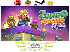 Zombo Buster Rising PC Digital STEAM KEY - Region Free