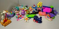 Lot of 1980-90s Toys +20 pcs McDonald's + Warner's Bros ++ Vintage