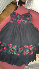 BETSEY JOHNSON EVENING~ NWT@$388.00~ ROSE~LACE~SILK~FULLY LINED DRESS~AMAZING!!