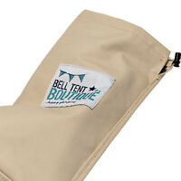 Heavy Duty Natural Canvas Tent Peg Bag by Bell Tent Boutique