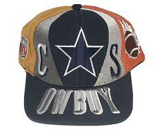 Vintage Dallas Cowboys Team NFL Snapback Hat Cap VERY RARE