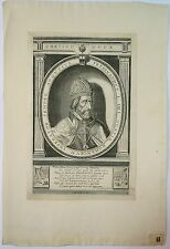 Gravure de Heydé, Ferdinand Ier du Saint Empire