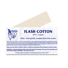 FLASH COTTON - Magic & Party Tricks
