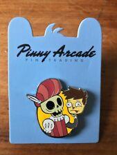 TIN MAN GAMES YORICK PIN Pinny Arcade PAX AUS BRAND NEW RARE!