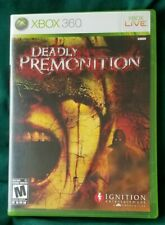 Deadly Premonition (Microsoft Xbox 360, 2010)