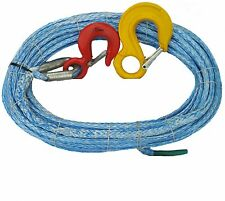 Dyneema Bowrope 10mm x 23m (75')SYNTHETIC ROPE,Redwinch,Gigglepin,Superwinch,