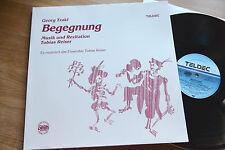Georg Trakl incontro Ensemble Tobias Reiser LP TELDEC 6.26214 as NM