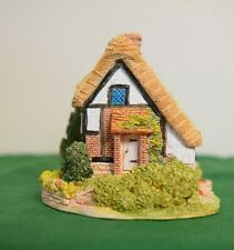 """Lilliput Lane Paint-Your-Own """"Shropshire Cottage"""" Used-In good condition."""