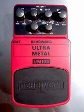 Behringer Ultra Metal UM 100 Distorsion 2010