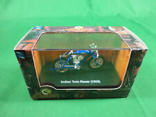 New Ray 1/64 Diecast 1908 Indian Twin Racer Mint in Box BX55