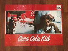 FOTOBUSTA 1B ,The Coca-Cola Kid  Makavejev.Eric Roberts Scacchi babbo natale
