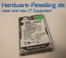 """WD HP 320GB 2.5"""" 7.2k SATA HDD WD3200BEKT-60PVMT0 633739-001 641672-001"""