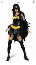 RUBIE/'S UFFICIALE ADULTO/'S SUPER EROI DC la Batgirl di Costume Taglia UK 12-14