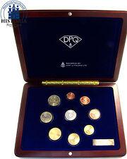 Finnland 3,88 Euro 2003 Diamond Proof Serie mit Diamant auf Silber-Jeton