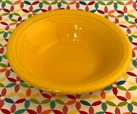Fiestaware Daffodil Stacking Cereal Bowl Fiesta Bright Yellow 11 oz Bowl
