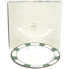 Bernardaud Limoges GALERIE ROYALE (AMANDE) Light Green Deep Dish or Pasta Bowl