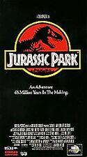 Jurassic Park (VHS, 1997)