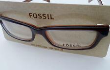 FOSSIL GLASSES FRAME Bellgarden Dark Brown of2094201