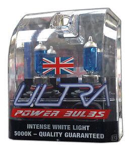 Ultra H10 12v 42w 5000K Xenon Power Bulbs