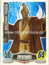Force Attax Movie Card - Coleman Trebor #086