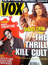 Vox January 1995 - Quentin Tarantino, Sheryl Crow, Trent Reznor, Juliette Lewis