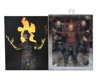 A Nightmare on Elm Street 2 Action Figure Freddy Krueger Revenge 18cm NECA Box