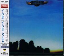 THE EAGLES S/T 2015 JAPAN RMST CD - DON HENLEY - GLENN FREY - JOE WALSH