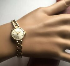 VINTAGE MAPPIN AND WEBB 9ct SOLID GOLD LADIES WRISTWATCH