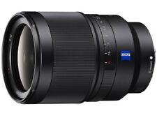 Sony Distagon T Fe 35mm F1.4 Za Obiettivo SEL35F14Z Giappone Versione