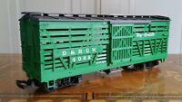 LGB 4068 Denver & Rio Grande Western D&RGW US Viehwagen/ Verschlagwagen Ovp