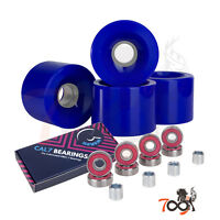Cal 7 65mm 80a Skateboard Cruiser Multiple Solid Color Wheel Independent Bearing
