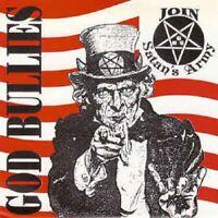 "God Bullies – Join Satan's Army - Vinyl Single 7"" Record - 1990"