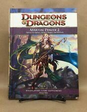 Dungeons and Dragons - 4e: Martial Power 2  (HC)