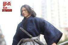 "1/6 Scale Onimusha Samurai Takeshi Kaneshiro 12"" Action Figure Colllectible Toy"