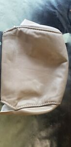 Buick Roadmaster Estate Wagon front seat oem original Headrest Cover Tan 92 93