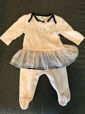 Baby Guess Girl's Tutu Outfit Size 6-9 Months