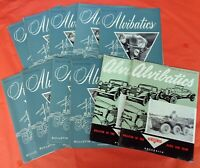 Alvibatics Monthly Bulletin The Alvis Car Club of Australia Barry Lake 1962 x 11