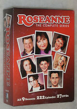 Roseanne The Complete Series (Seasons 1,2,3,4,5,6,7,8,9) - DVD Box Set - SEALED